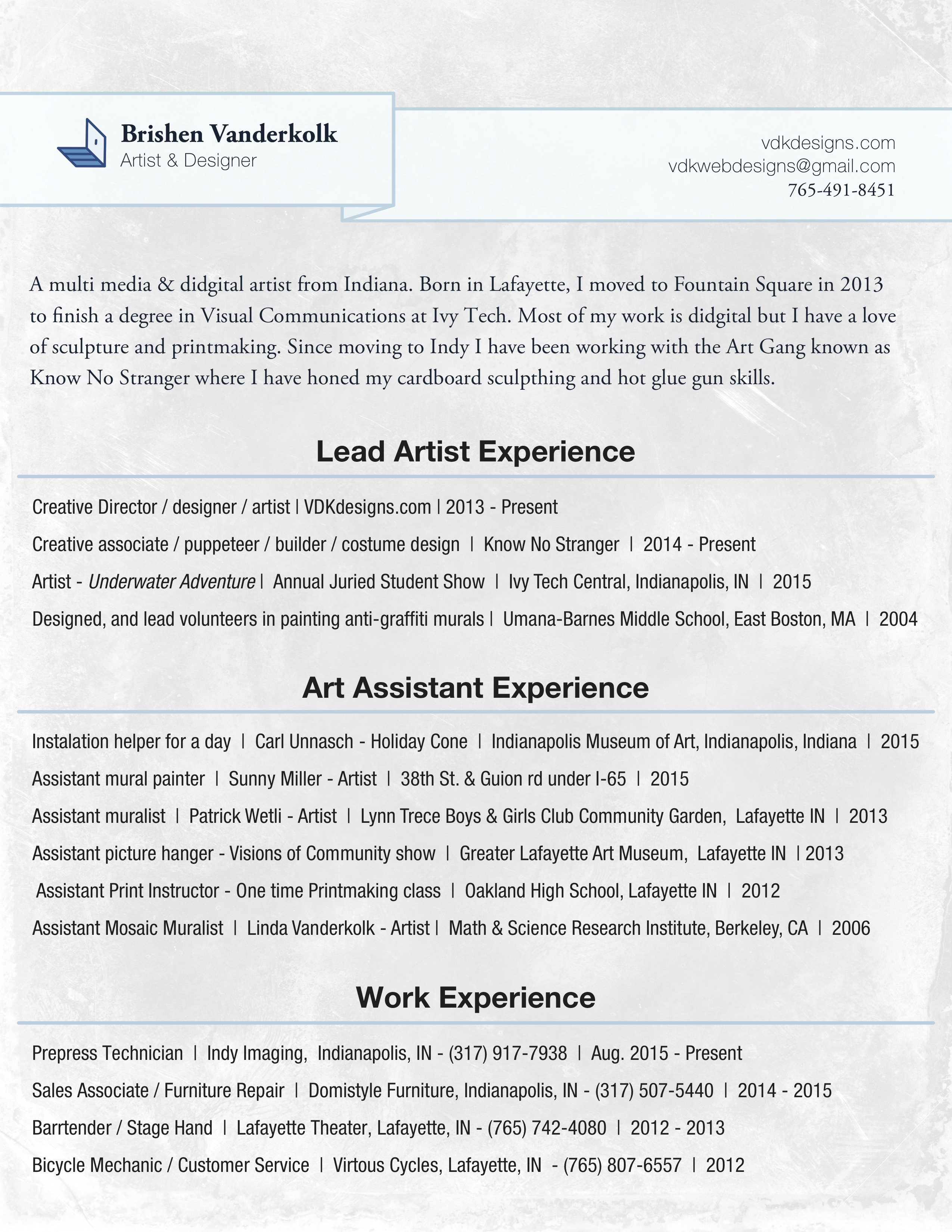 Best Paper Writing Services Online! resume for artist assistant ...